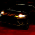 2016 Mitsubishi Outlander Front